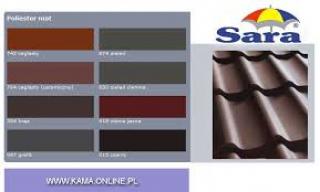 BM-krytina SARA PE 25