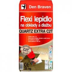 DB FX lepidlo na obklady a dlažbu QUARTZ EXTRA 25kg C2T