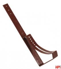 HPI-Držák stoup.plošiny plech,šindel-červený