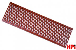 HPI-Stoupací plošina 800mm-cihlově červená