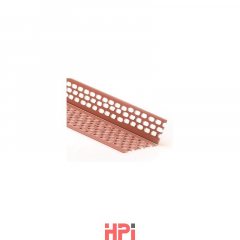 HPI-Větrací profil úhlový 30/50mm 2,5bm černý