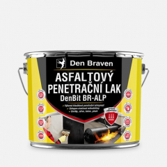 DB-DEN BIT-asfaltový penetr.lak-DenBIT BR-ALP- 4,5kg