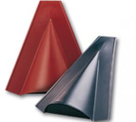 Větrací prvek IKO ARMOURVENT SPECIAL red pvc=bodový větrák