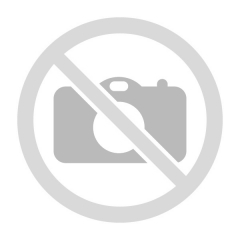 PRF-čelo žlabu 250 hnědé