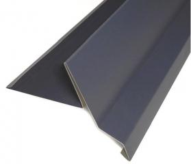 AL-štítové lemování 2m-grafit r.š.250mm