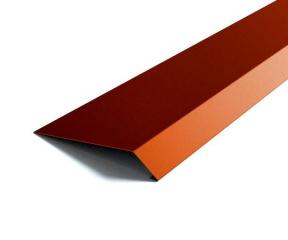 FeZn-okapní plech 2m-grafit r.š.200mm